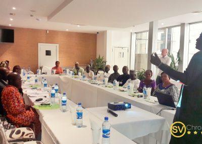 Seminars in SV Chrome Hotel