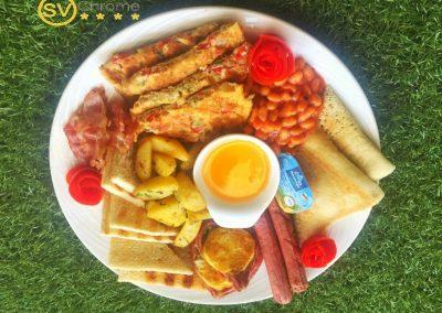SV Chrome Breakfast